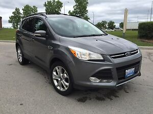 2013 Ford Escape SEL 2.0T ecoboost