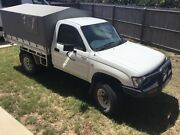For Sale - 1998 Toyota Hilux Ute 4x4 single cab Agnes Water Gladstone Area Preview