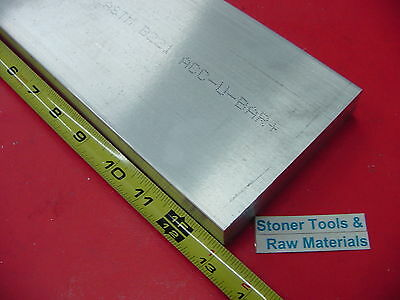 1 X 6 Aluminum 6061 T6511 Solid Flat Bar 13 Long 1.00 Plate New Mill Stock