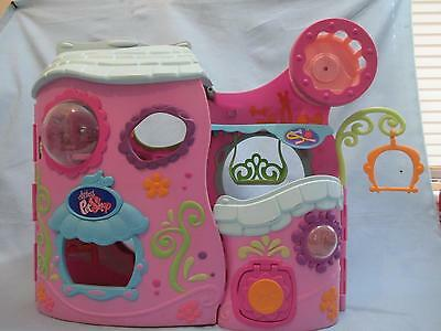 Littlest Pet Shop Tail Waggin Fitness Club Playset House Playhouse Large