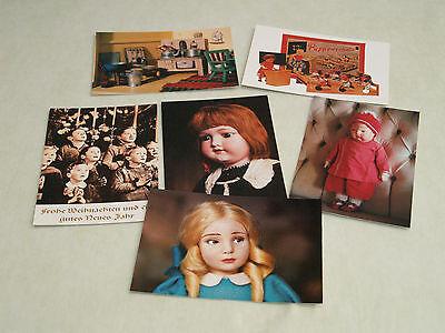 6 Postkarten vom Kinderland und Spielzeugmuseum Bad Lauterberg (3)