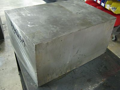 8 Thick 7050 Aluminum Block Slab Bar Stock 11 12 X 12 38  155lbs
