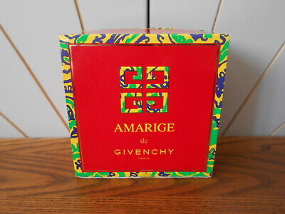 AMARIGE Perfumed Velvet Cloud Powder for the Body GIVENCHY 150g talc SEALED
