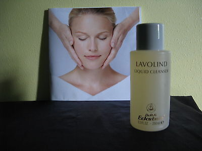 Lavolind Liquid Cleanser Gel, all skin types by Dr.R.A.Eckstein Germany ()
