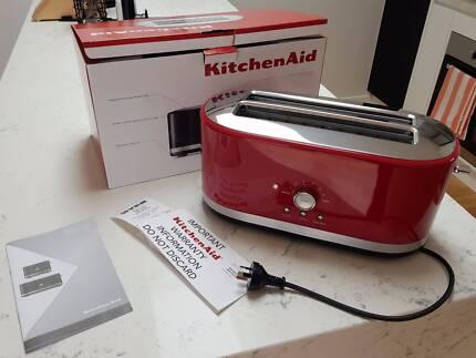 KitchenAid 4 Slice long Slot Toaster