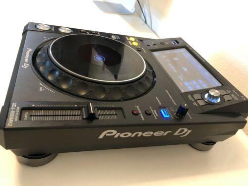 Pioneer DJ XDJ-1000MK2 - High-Performance Multi-Player DJ Deck w/ Touch Screen