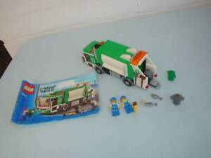2 Lego Sets, Garbage Truck 4432 and Power Miners Set 8959,$30 for both