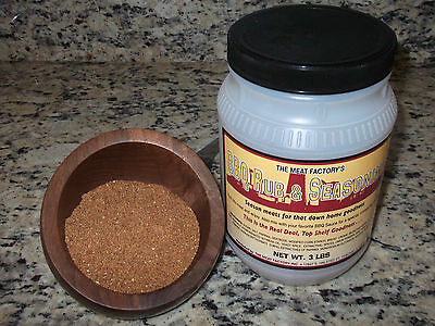 48 oz BBQ Rib Rub and Seasoning Barbecue Ribs Grill Spice