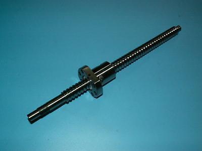 1 Anti Backlash 20mm Ballscrew Rm2005-900mm-c7ball Nutend Machine Cnc Set