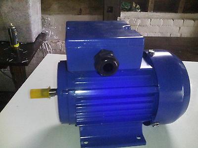 ELECTRIC MOTOR + ATV12 INVERTER Vari Speed 1 PHASE 240V 0.37kW 0.50HP 2750rpm