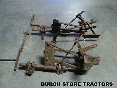 Front Cultivator Mounts With Lift Bars For John Deere 1010 Tractors