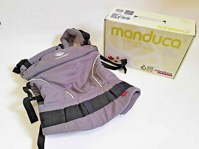 manduca First PureCotton Auslaufmodell/Vorgängermodell