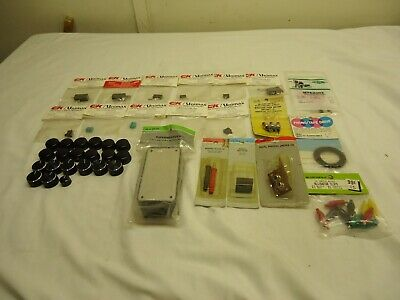 Electronic Components Lot In Original Unopened Package