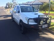 2010 Toyota Hilux SR Dual Cab Findon Charles Sturt Area Preview
