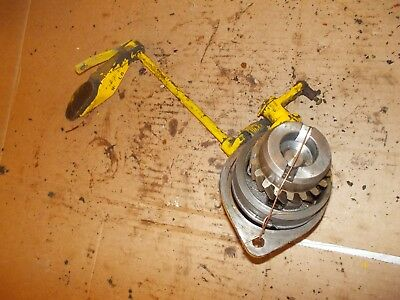 International Cub 154 Low Boy Tractor Ih Ihc Engine Governor Assembly