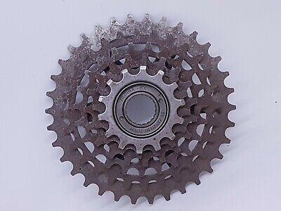 Regina Bicycle Cog 22 T Vintage Road Bike Freewheel Spare Parts Drilled NOS