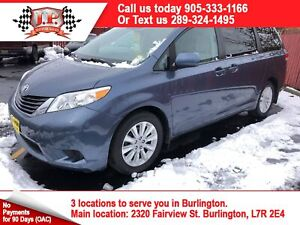 2013 Toyota Sienna LE, Automatic, 3rd Row Seating, AWD