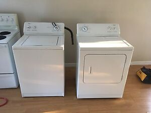 Washer and sryer