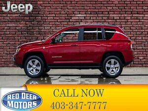 2015 Jeep Compass 2015 Jeep Compass 4x4 Limited Leather Nav BCam