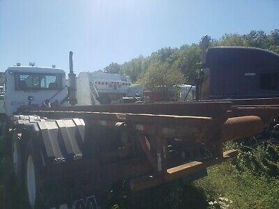 Used Galbreath Roll Off Hoist Complete Model Uh - Io - 174 75000lbs