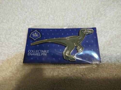 Geek Gear Jurassic World Velociraptor Enamel Pin  Special Edition Exclusive