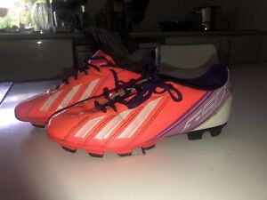 Kids adidas football  47  touch boots size US 5  c0f21e91b5