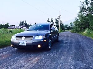 Rare 2005 Volkswagen Passat Wagon 4 MOTION Manual
