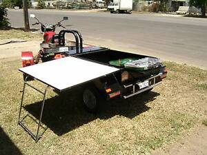 suzuki trike and trailer Cairns Cairns City Preview