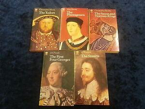 5-BRITISH-MONARCHY-SERIES-BOOKS-UK-POST-3-25-PAPERBACKS
