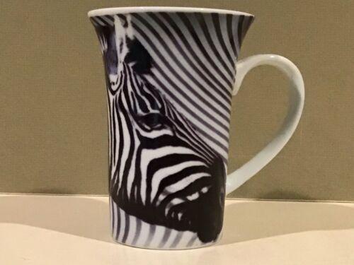 Zebra by Paul Cardew Porcelain Coffee Mug