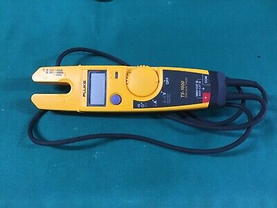 Fluke T5-1000 Voltage Continuity Current Electrical Tester Parts Only Not Woking