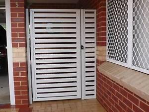 ALUMINIUM SLATS - SLIDING / SWING / PA GATES & INFILLS Wangara Wanneroo Area Preview