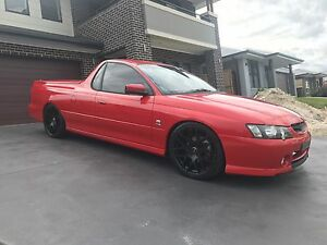 2003 Holden SV8 SS Ute Manual Ls1 Pitt Town Hawkesbury Area Preview