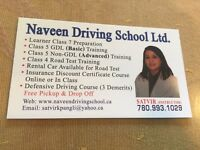 Best and Basic Driving Lessons (780) 993 1029