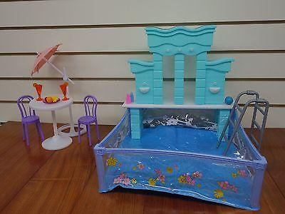 Gloria,Barbie Doll House Furniture/(2878) My Fancy Life Water Fun
