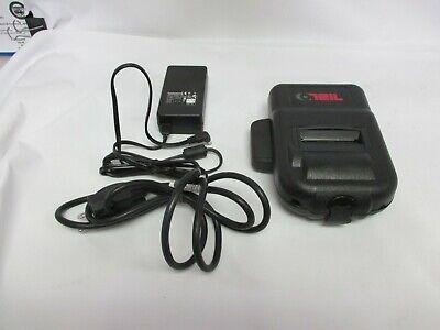 Oneil Datamax Barcode Receipt Printer 200240-000 Complete Working Portable