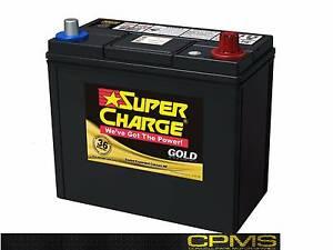 CAR BATTERY (12V) SUPER CHARGE GOLD PLUS MF40B20ZAL - 40 MNTHS WA Bankstown Bankstown Area Preview
