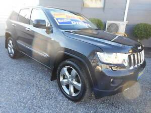 2011 Jeep Grand Cherokee ltd 4x4 diesel turbo automatic wagon Klemzig Port Adelaide Area Preview