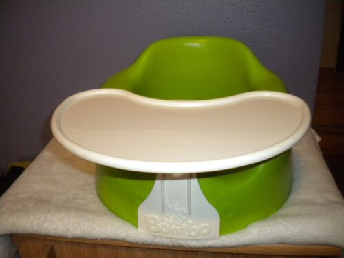 Bumbo Seat w/ Belt and Tray  Green