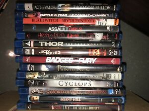 Blu-ray Movies for Sale