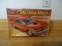Mustang Bumper Bar Bolt Kit Stainless 1969 1970 69 70 Front /& Rear Mach 1 Grande