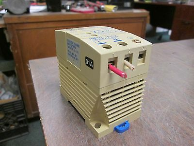 Idec 7.5w Power Supply Ps5r-a24 In 100-240v 5060hz 0.17a Out 24vdc 0.3a Used