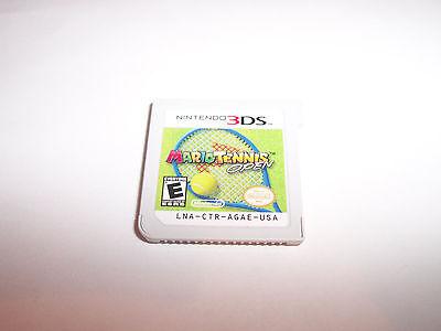 Mario Tennis Open  Nintendo 3Ds  Xl 2Ds Game