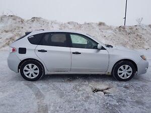 Subaru Impreza 2008 Hatchback à vendre!!!