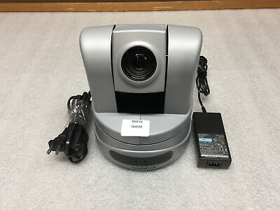 Vaddio Clearview Hd-20 Ptz Video Camera With Power Adapter Testedworking