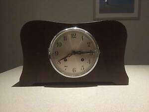 40's/50's German made mantle clock Albury Albury Area Preview