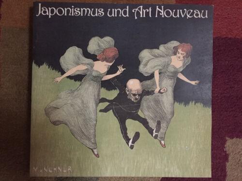 Japonismus und Art Nouveau: European Graphics, Rare Catalog