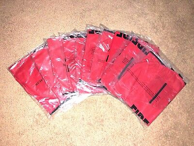 New 10 Lot Fire Extinguisher Covers No Window 5 Abc Bc Halotron Co2 Fec1