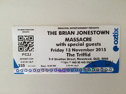 Brian Jonestown Massacre- Brisbane show Bilinga Gold Coast South Preview