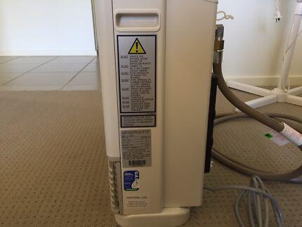 Rheem natural gas heater